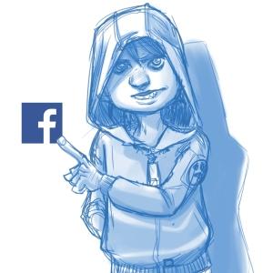 facebook_papercut